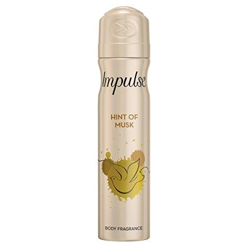 Impulse Hint of Musk Body Spray, 75ml