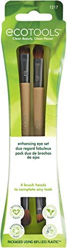 Ecotools, set di pennelli Eye Enhancing Duo