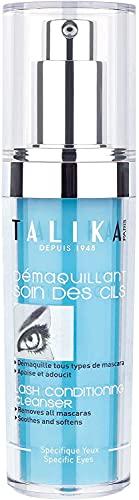 Lash Conditioning Cleanser - Talika - Gel struccante per le ciglia senza risciacquo – Struccante per occhi sensibili e ciglia fragili - Gel non unto - Idoneo per trucco resistente all'acqua - 50 ml