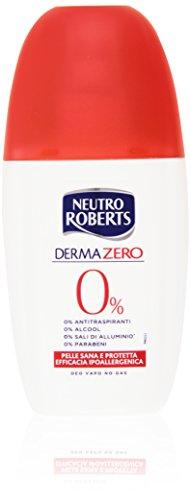 Neutro Roberts Deodorante Dermazero Vapo - 75 ml