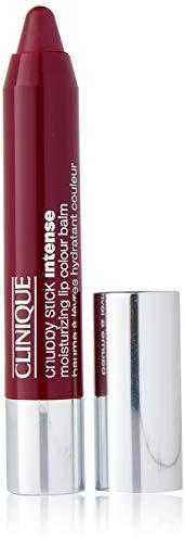 Clinique Chubby Stick Balsamo Labbra Colorato ad Idratazione Intensa, 08 Grandest Grape, 3 g