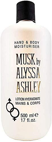 Alyssa Ashley Musk Body Lozione Triple Action, 500ml