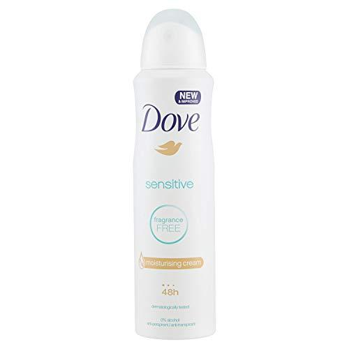 Dove Set 6 Deodoranti Spray Per Il Corpo Pure - 1000 Gr