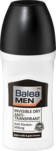 Balea Men Men Deo Roll on Invisible, 1 x 50 ml