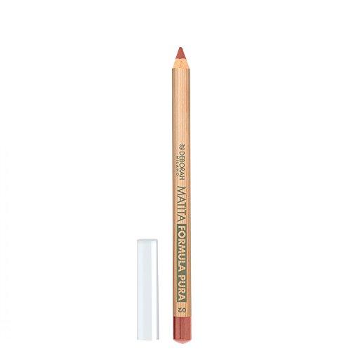 DEBORAH Puro 0% matita labbra 02 nude rose prodotto cosmetico make up - 500 g