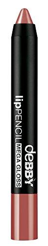 Set 6 DEBBY Lip Pencil Mega Gloss 09 Make-Up Labbra