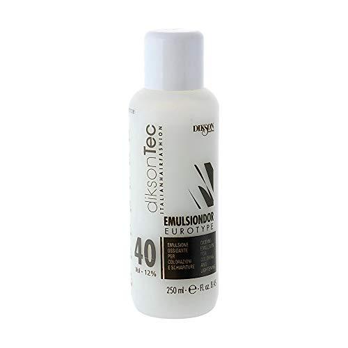Dikson Emulsione Ossidante Per Colorazioni E Schiariture Capelli 40 Volumi 250ml