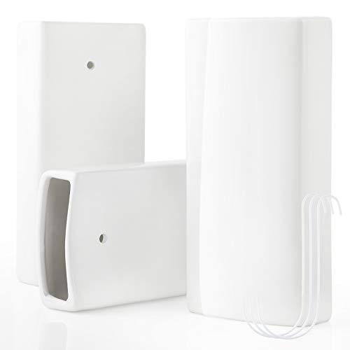 3pz Umidificatore per Radiatore GeeRic Umidificatore di Termosifone in Ceramica+3 Gancio Evaporatore per Radiatore 400ML Umidificatore di Oli Essenziali per Ufficio Camera Rettangolo 9.3*19.5*4.3 CM