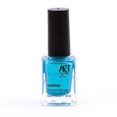 Art 2C Mermaid Colour Innovation Classic Nail Polish - Smalto per unghie classico, 96 colori, 12 ml, colore: 812