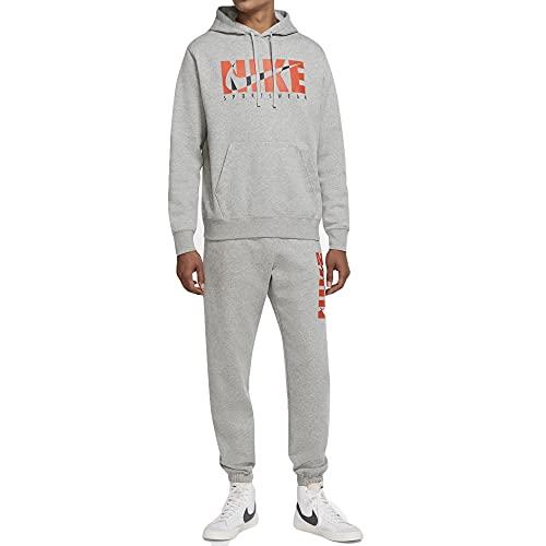 Nike Tuta da Uomo Sportswear Grigia Taglia XXL Cod DD5242-063