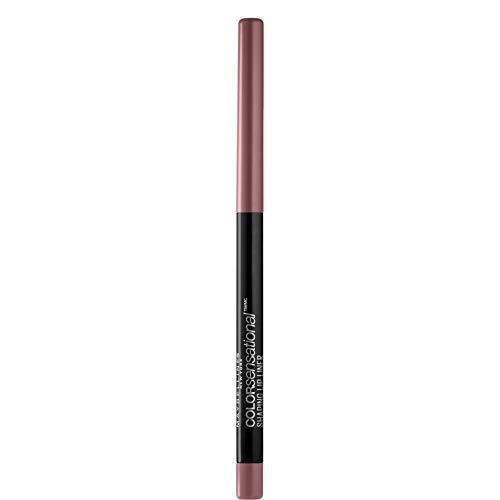 Maybelline New York Color Sensational Shaping Lip Liner Matita Labbra, Effetto Volumizzante, 56 Almond Rose