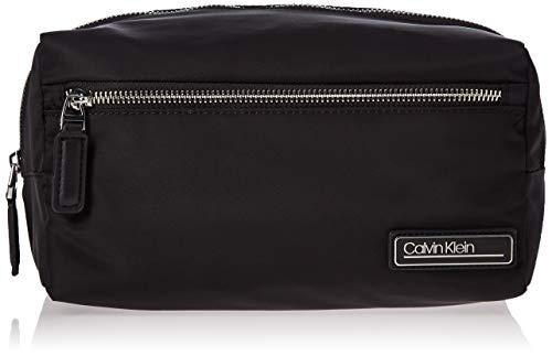 Calvin Klein Primary Washbag - Casi di carta Uomo, Nero (Black), 0.1x0.1x0.1 cm (W x H L)