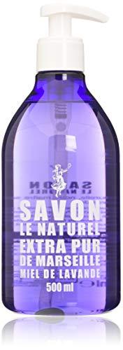 The Natural sapone liquido Sapone Miele di Lavanda