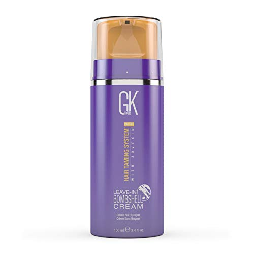 Global Keratin GK Hair Capelli Lascia in Bombshell 100ml Biondo Viola Capelli Tonificante Crema per lo styling Unisexdi GKhair