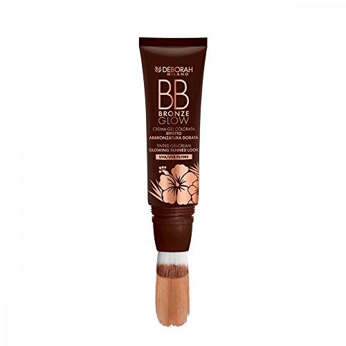 bb bronze glow - crema gel colorata n.01