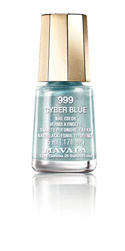 Mavala Nail Polish Cyber Chic Collection Cyber Blue 15ml