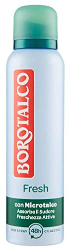 Borotalco Deodorante Spray Fresh, 150 g