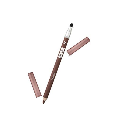 matita contorno labbra con sfumino17 marrone naturale