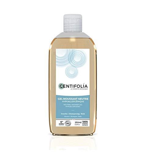 Centifolia–Gel Schiuma Neutro BIO–Bagno e Doccia/Corpo e Capelli–1L