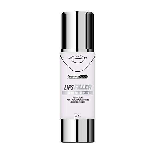 Potente effetto rimpolpante, idratante e antietà per le labbra   Mostra labbra sempre più piene   Con acido ialuronico puro e ingredienti esclusivi - Formato Airless (50 ml)