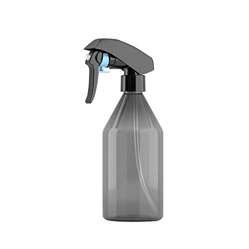 Yppss FINE Vuota Mist Spray 300ml Bottiglia fine della foschia Ambra Spray Bottiglia 2 Pack for atomizzatore o Hair Stylist Barber Acqua di plastica for Olio Essenziale, Acqua, Cucina