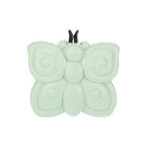 THUN ® - Diffusore di Fragranza Naturale per Auto - Essenza profumata al Gelsomino con Pinzetta - Plastica - 4,4 cm