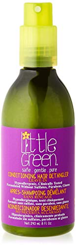 Little Green Conditioning Detangler Kids - Balsamo Districante Senza Risciacquo Per Bambini - 240 Ml