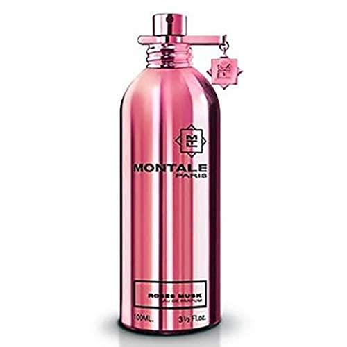 Montale Roses Musk 100ml/3.33oz Eau de Parfum Spray Perfume Fragrance for Women