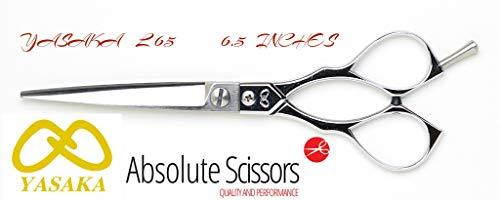 Forbici da parrucchiere Yasaka L 65 6,5 pollici COBALTO ATS314