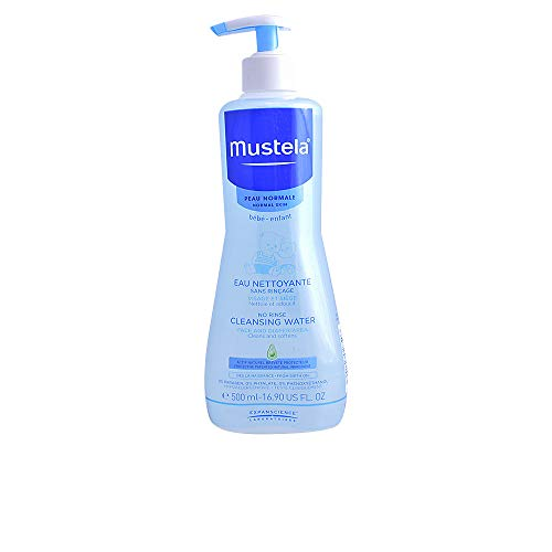 Mustela Fluido Detergente 500ml