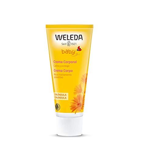 Weleda Italia Baby Calendula Crema Corpo, 75 ml