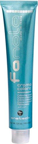 Fanola Crema colore Colouring Cream 5.8 marrone chiaro opaco, 100 ml