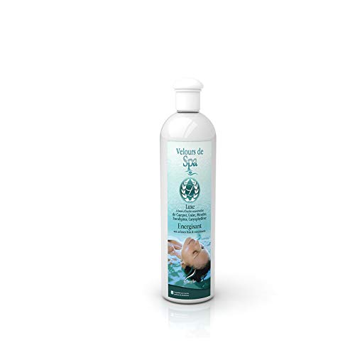 Camylle - Velours de Spa, fragranza spa a base di oli essenziali puri, Luxus, energizzante, 250 ml