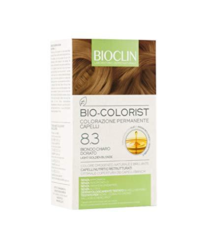 Bioclin Colorazione permanente 8.3 biondo chiaro dorato
