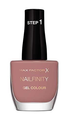 Max Factor Smalto Unghie Nailfinity Gel Colour, Smalto a Lunga Tenuta Effetto Gel, 215 Standing Ovation