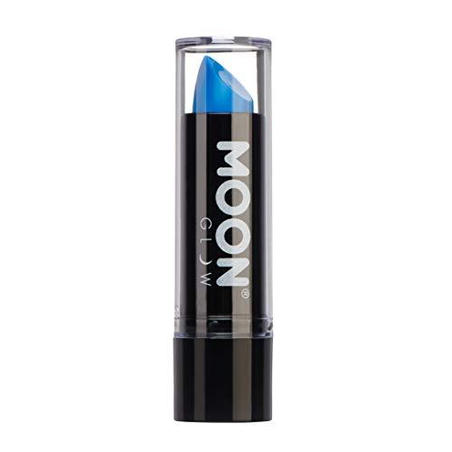 Moon Glow -Rossetto Neon UV4.5g Intenso Blu –produce un'incredibile brillantezza sotto l'illuminazione UV/luci scure