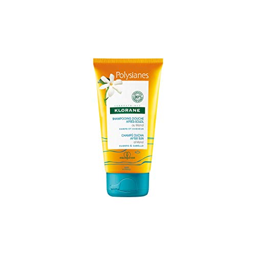 Shampoo Doccia Dopo Sole Klorane Polysianes 75ml