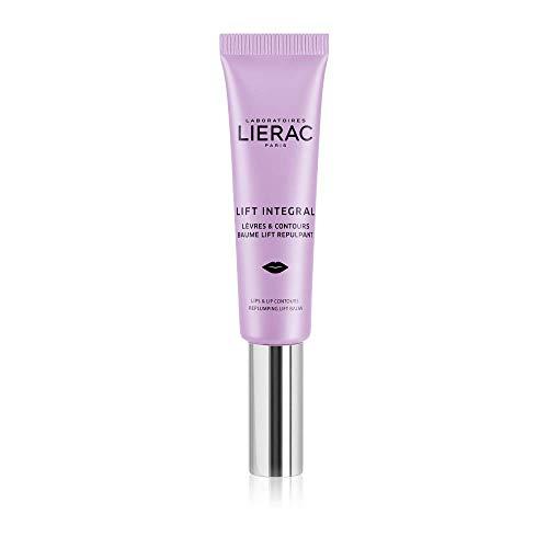 Lierac Lift Integral Balsamo Labbra e Contorno Labbra Antirughe con Acido Ialuronico, per Tutti i Tipi di Pelle, Formato da 15 ml