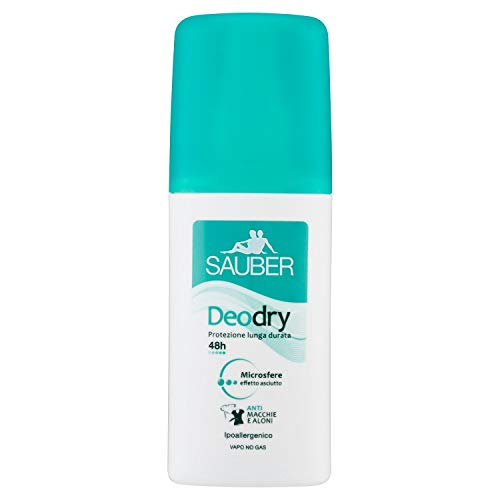 Sauber Deodorante Deodry Vapo - 75 Ml