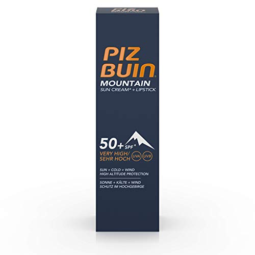 Piz Buin Mountain Sun / Lip Protector con SPF 50-22,3 ml