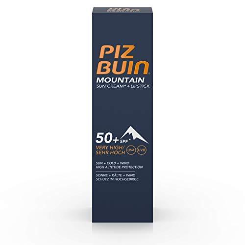 Piz Buin Mountain Sun / Lip Protector con SPF 50-22,3 ml