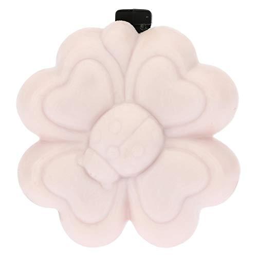 THUN ® - Diffusore di Fragranza Naturale per Ambiente - Essenza Auto Orchidea Nera con pinzetta - 5x5x2 cm