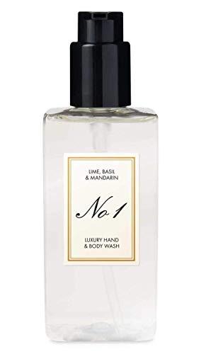 Aldi Luxury No 1 Lime Basilico & Mandarino Body Wash