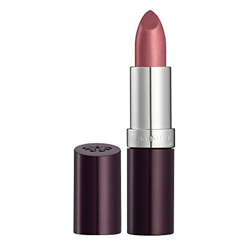 Rimmel London Rossetto in Stick Lasting Finish, Formula a Lunga Durata con Finish Luminoso, Colore 08, 4 g