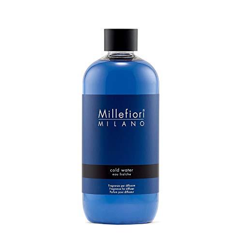 Millefiori Cold Water Ricarica per Diffusore di Aromi per Ambiente, Fragranza, 250 ml