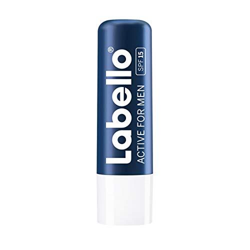 LIEMI Labello Burrocacao Balsamo per Labbra Active For Men 5,5ml