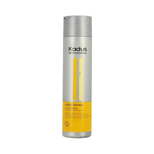 Kadus Professional - Conditioner Visible Repair per capelli con estratto di seta e olio di mandorle, formato da 250 ML