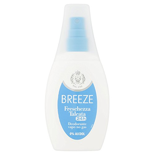 Breeze Deodorante Vapo No Gas, 75ml