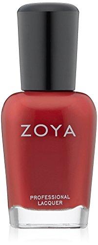 Zoya Livingston Smalto Rosso, 15ml