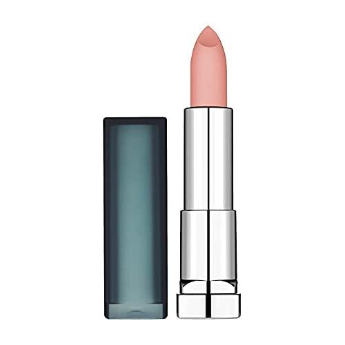 Maybelline, rossetto Color Sensational, matte nude 981rebel nude